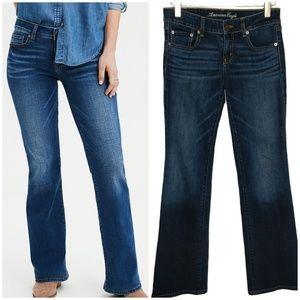 American Eagle Favorite Boyfriend Jeans 6 Long